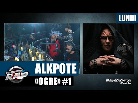 Youtube: Planète Rap – Alkpote«Ogre» avec Aketo, Tunisiano, Savage Toddy et Fred Musa #Lundi