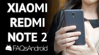Xiaomi Redmi Note 2: análisis de un móvil bueno, bonito y barato