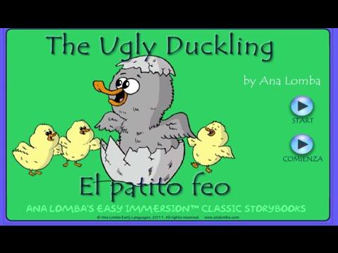 El patito feo / The Ugly Duckling, por Ana Lomba - YouTube