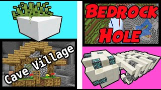 30 Strange NEW Things in 1.18 Minecraft!