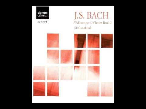 Jill Crossland - J.S Bach: Well-Tempered Clavier Book 2