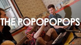 The Popopopops - Cross The Line - Acoustic [ Live in Paris ]