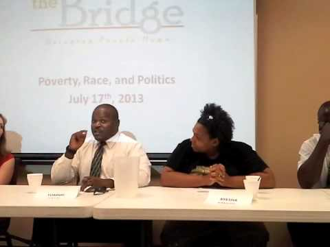 Race, Poverty & Politics: Marlowe Washington, Tommy Davis, Ayesha Kreutz, Lovely A. Warren