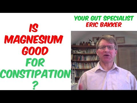 Is Magnesium Good For Constipation?