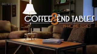80/20 Inc: Xtreme DIY - Coffee & End Tables