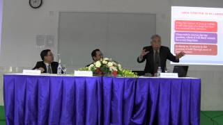 Economic Globalization and Economic Challenges facing Cambodia by Dr. Benny Widyono 1/4