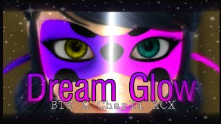 [AMV] Lady Purple And Lady Pink ♡BTS - Dream Glow (Feat. Charli XCX)♡