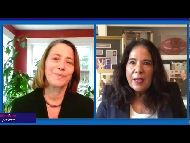 Leadership Doesn't Always Come Naturally   Nancy-Ann DeParle   S1E2 Her Story Highlight