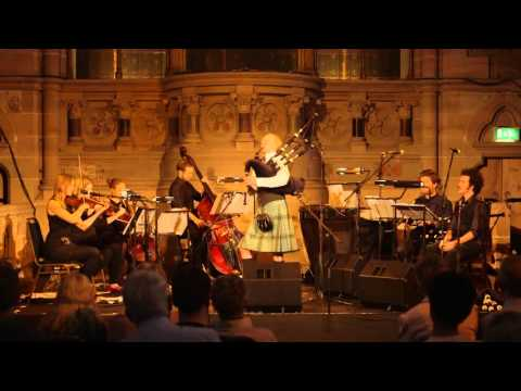 Lord Lovat's Lament - The Big Music Society featuring Murray Henderson - Live at Cottiers