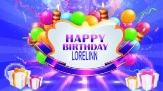 Lorelinn   Birthday Wishes