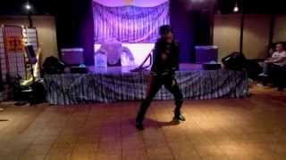 Michael Jackson Impersonator & Tribute Artist RemJ - Speed Demon