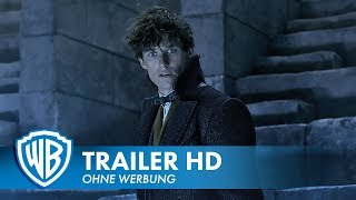 PHANTASTISCHE TIERWESEN: GRINDELWALDS VERBRECHEN - Final Trailer Deutsch HD German (2018)