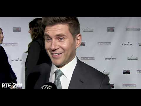 Allen Leech chats to Stephen Byrne