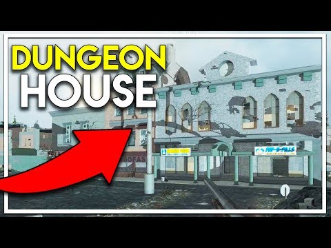 Trapped in a DUNGEON House! (7 Days to Die Alpha 17 Gameplay EP 4)
