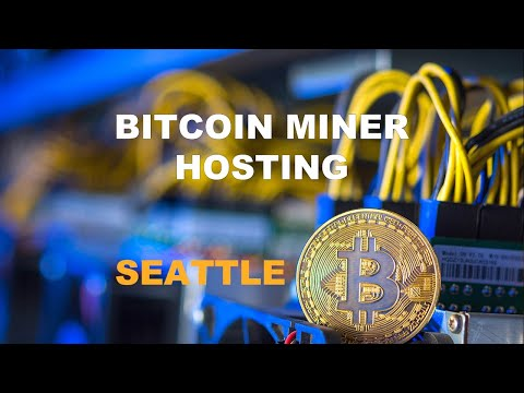 Bitcoin Miner Hosting Seattle