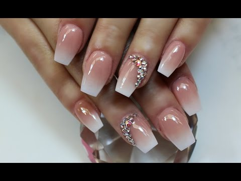 Baby Boomer Nails Tutorial