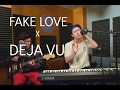 Fake Love X Deja Vu Mashup By Matt Zhang And Noah Luna mp3