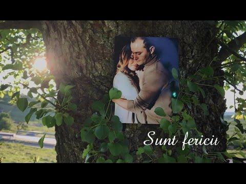 Alin si Emima Timofte - Sunt fericit (Official Photo Video)