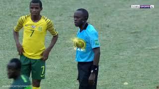 Nigeria vs. South Africa U20 (SECOND HALF)