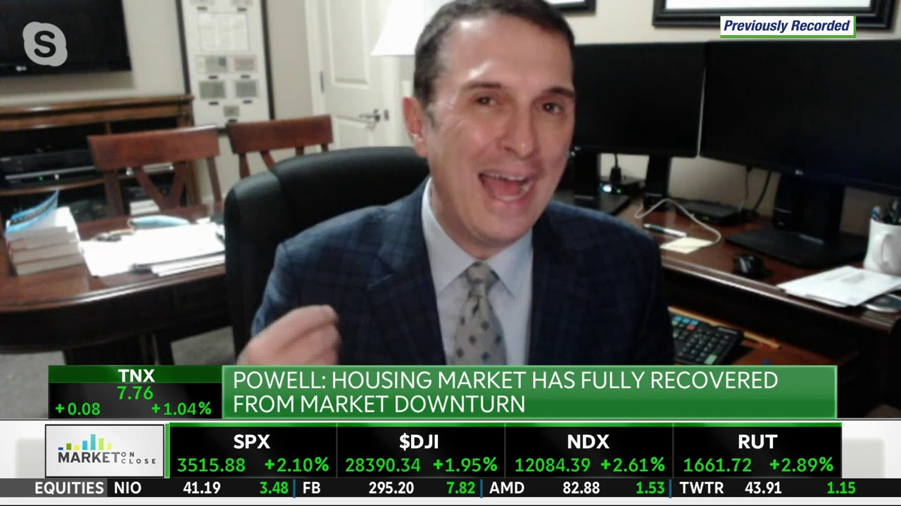 Jim Bianco On Fed Expecting To Maintain 'Accommodative Stance'