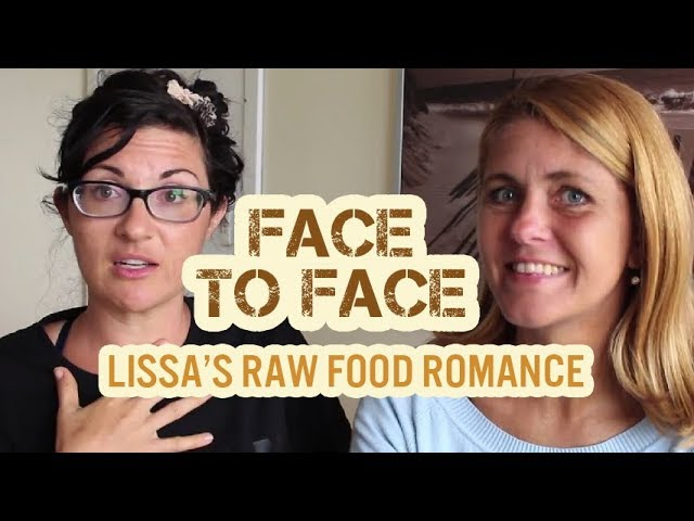 Lissa's Raw Food Romance - about her marriages, diet, secrets and turning Mormon