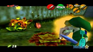 Legend of Zelda: Ocarina of Time Walkthrough - Lost Woods
