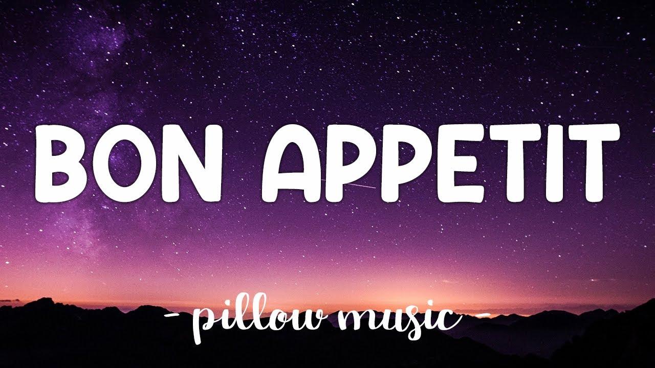 Download Bon Appetit - Katy Perry (Lyrics) 🎵