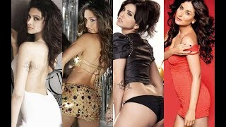 Bollywood Actress Hot Booty compilation