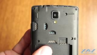 Как вставить SIM-карту в Lenovo A2010 (XDRV.RU)