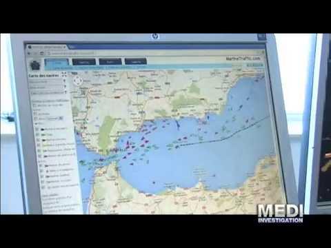 Tanger Med 1 : 24 heures dans la vie d'un port