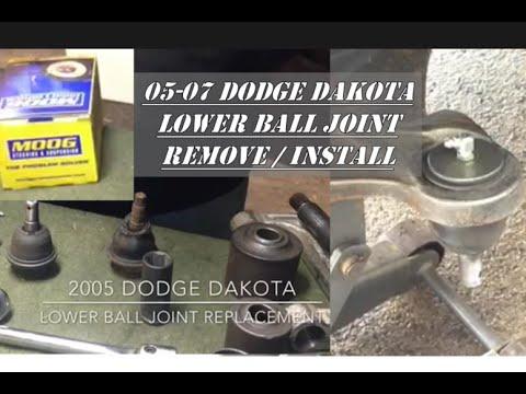 Hqdefault on 2005 Dodge Dakota Ball Joints