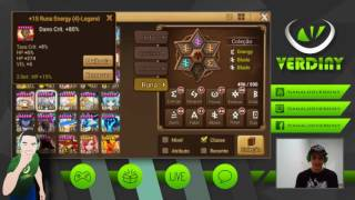 Summoners War : Como devo Runar? Dicas do Verdiny #4