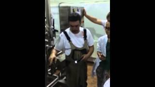 видео Мойки оборудования CIP.