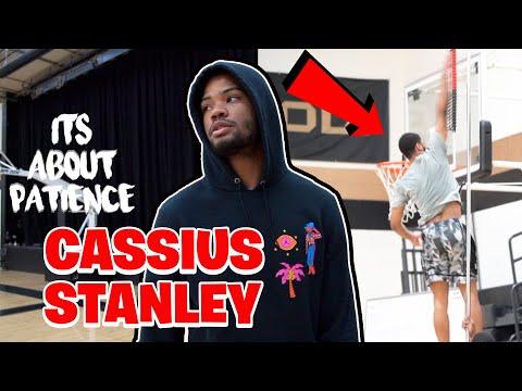 Cassius Stanley Vertical is *INSANE* In NBA COMBINE ! BEST LEAPER EVER?