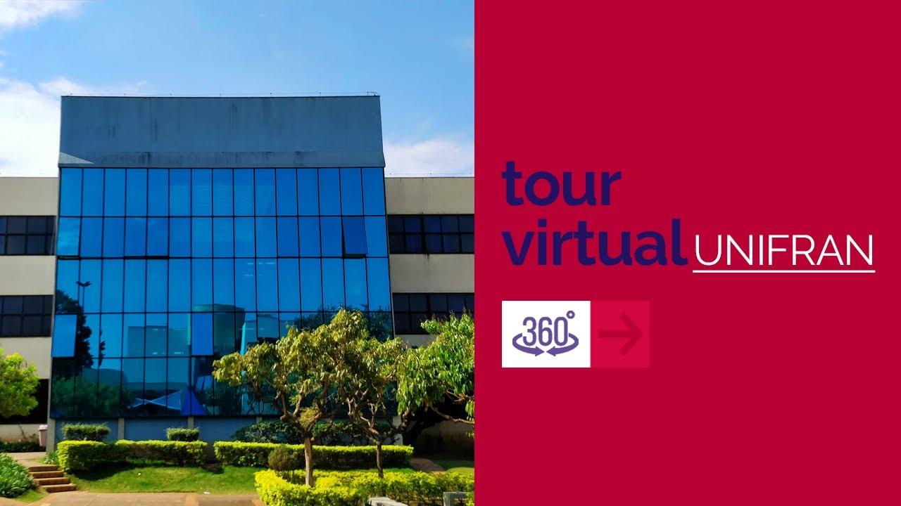 Download TOUR VIRTUAL pela UNIFRAN