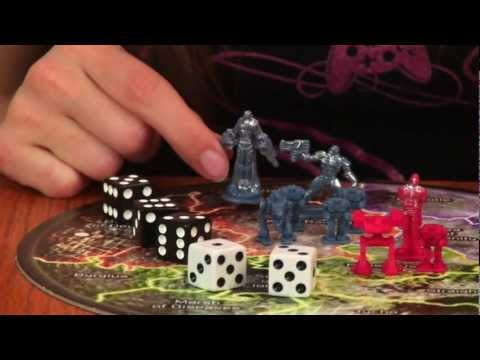 Sabre's TableTop Gaming Series  Ep 4 Risk 2210 A.D.