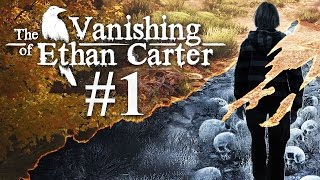 Thumbnail für das The Vanishing of Ethan Carter Let's Play