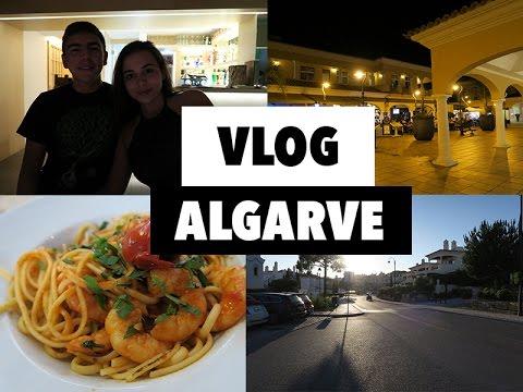 VLOG - ALGARVE, HOUSE TOUR, COMIDA