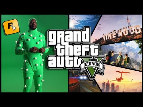 How GTA 5 was MADE: Behind the s with Trevor and Franklin