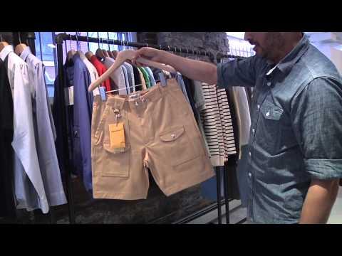 Classic Menswear at New York's C'H'C'M'