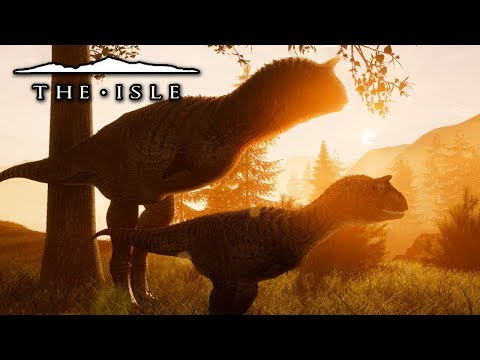 The Baby Carno And Family! - The Isle