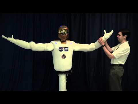 Video thumbnail of Robonaut 2
