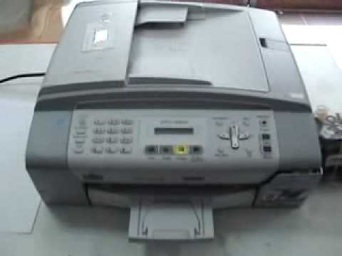 Brother MFC-290C Printer/Scanner Drivers for Windows XP