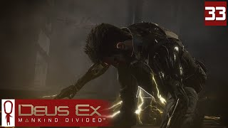 Deus Ex Mankind Divided Gameplay Part 33 - Dvali Theatre - Lets Play [Stealth Pacifist PC]