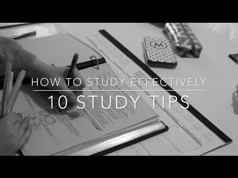 How to Study More Effectively (with Sample Study Guides)