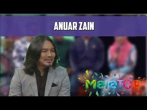 Anuar Zain Nyanyikan Semula Lagu Sudirman - MeleTOP Episod 205 [4.10.2016]
