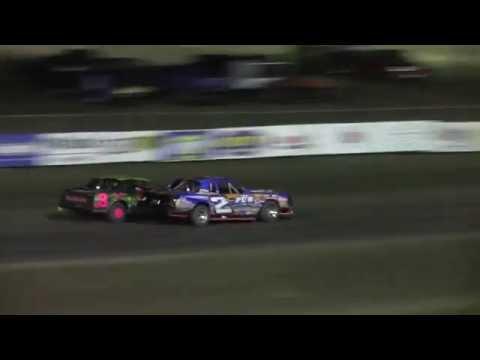 Dacotah Speedway Wissota Street Stock A-Main (8/26/16)