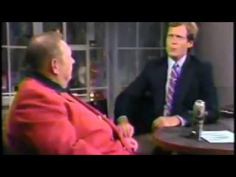 Art Donovan, Uncensored, on Tonight , April 12, 1990