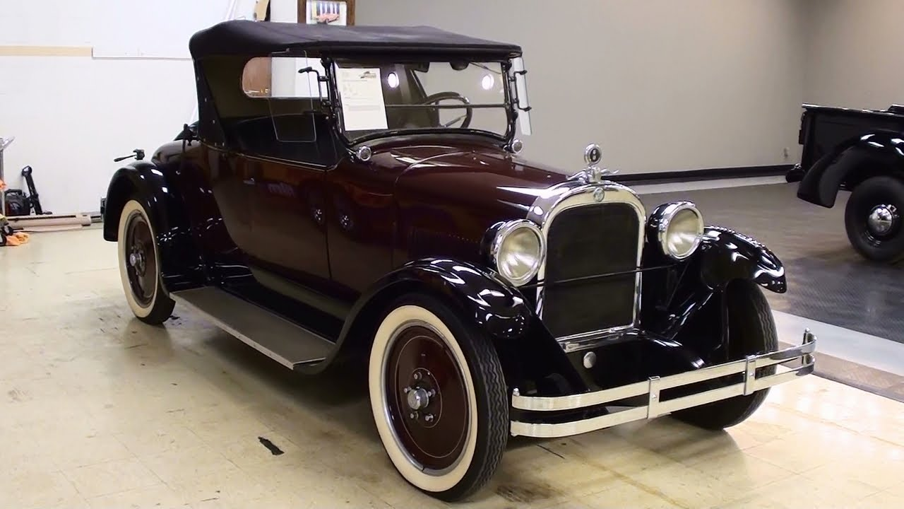 1922 Dodge Brothers Roadster  Beautifully Restored