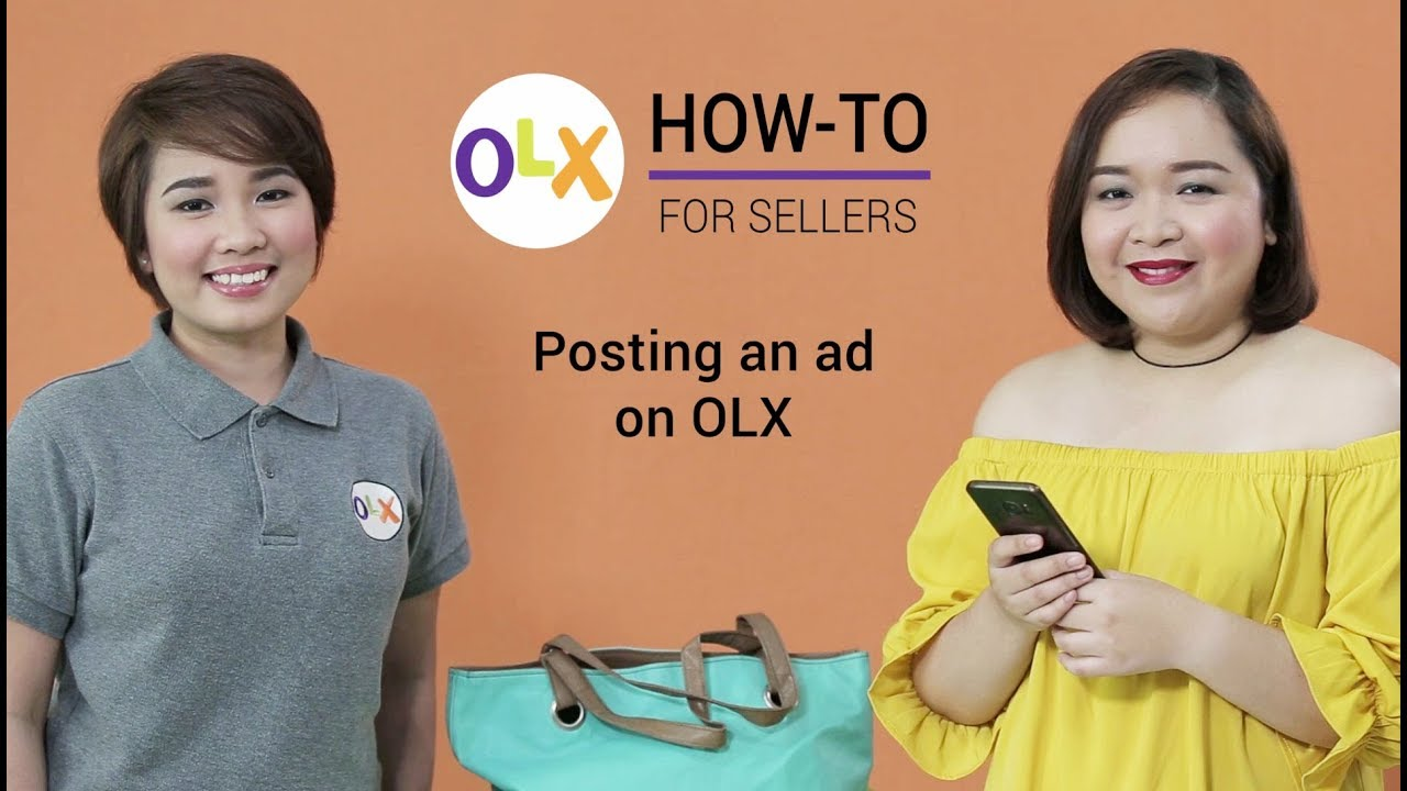 How to Post an Ad on OLX - Quick Guide on Selling Your Item on OLX